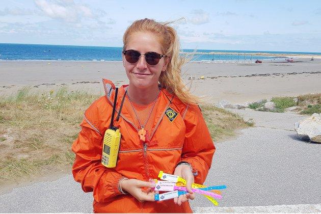 Normandie : des bracelets pour éviter de perdre les enfants sur la plage