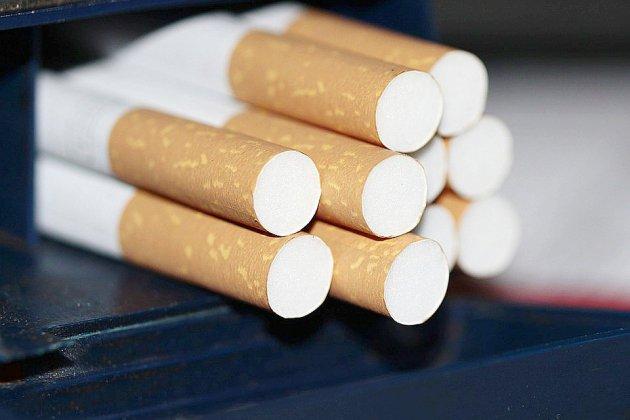 Plus de 10 tonnes de cigarettes saisies au Havre