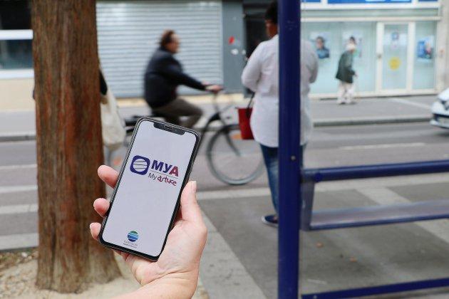 Métropole de Rouen : nouvelle appli en septembre pour le réseau Astuce