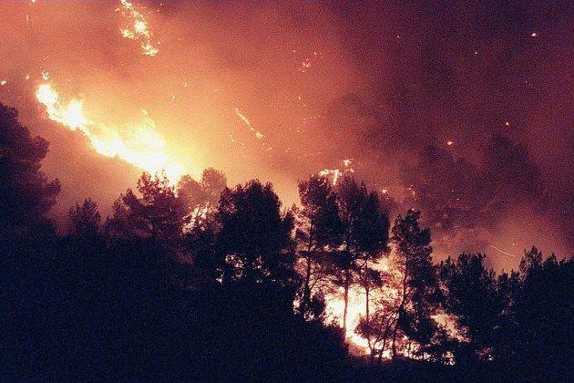 Incendie dans l'Aude: 900 ha ravagés, aucune victime