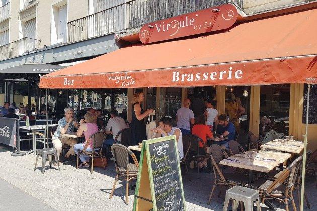 """Bonne table à Caen : une """"Virgule"""" de fraîcheur dans l'assiette"""