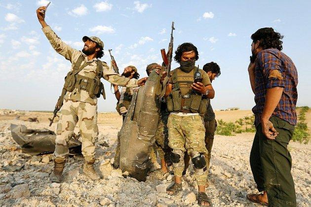 Syrie: les forces prorégime progressent vers une ville clé à Idleb