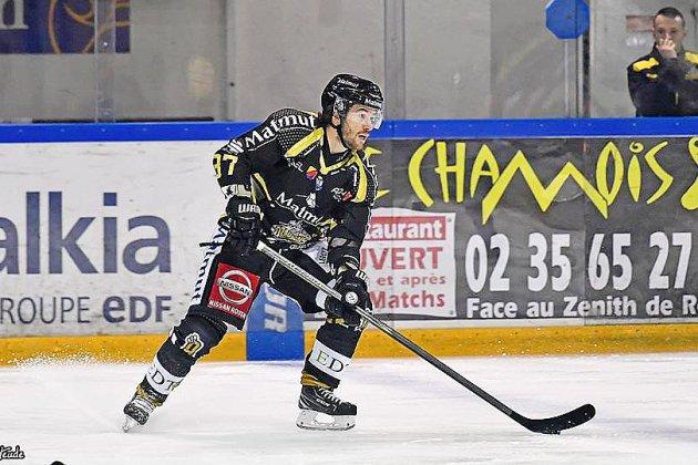 Hockey sur glace: la préparation estivale a démarré pour les Dragons de Rouen