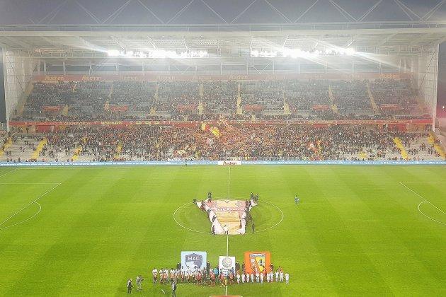 """Football (Ligue 2): Pour l'entraîneur du HAC, """"Lens, c'est le PSG de la L2"""""""
