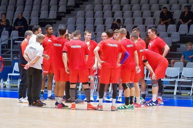 Handball (Nationale 1) : le Caen HB fait bonne figure au tournoi des Vikings