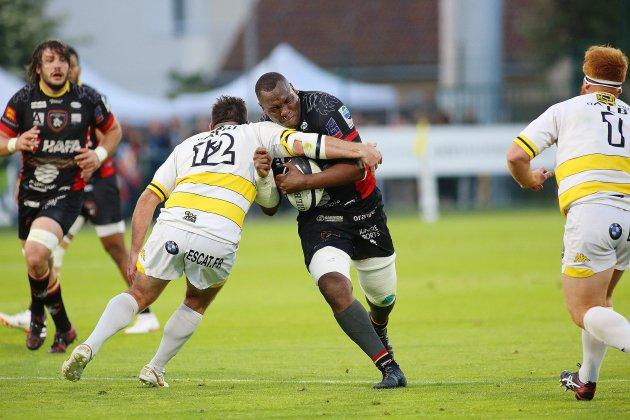 Rugby : battu en amical, Rouen se tourne vers la Pro D2