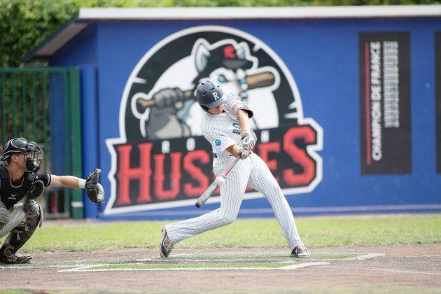 Baseball : les Huskies de Rouen en route pour leur 15e titre