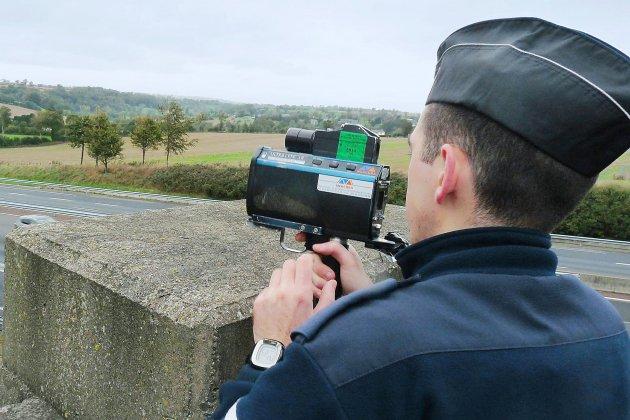 Week-end du 15 août : 955 infractions sur les routes du Calvados