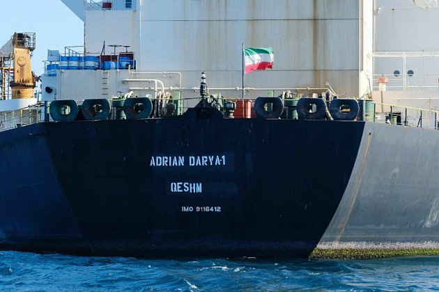 La Grèce n'a pas reçu de demande d'ancrage du pétrolier iranien (ministre)