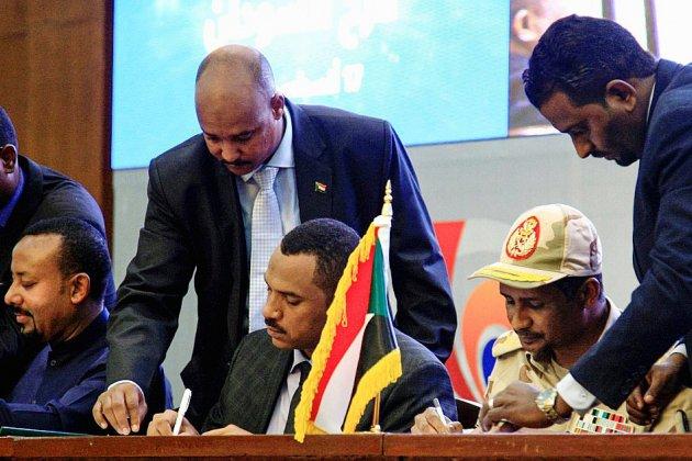 Au Soudan, la transition vers un pouvoir civil prend du retard