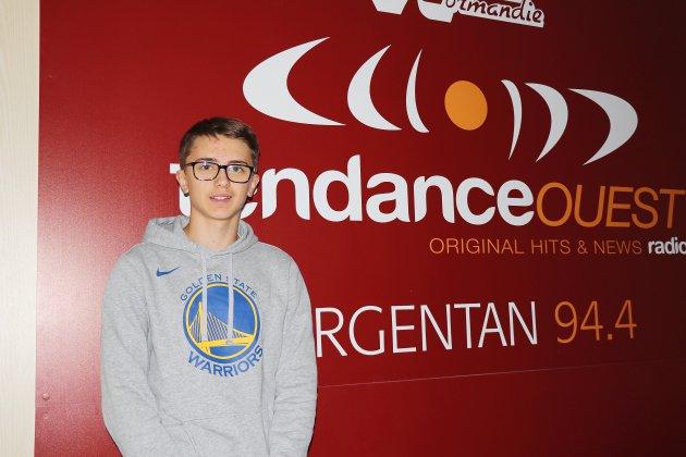 Badminton: le jeune Ornais Lucas Renoir aux Championnats d'Europe et du Monde