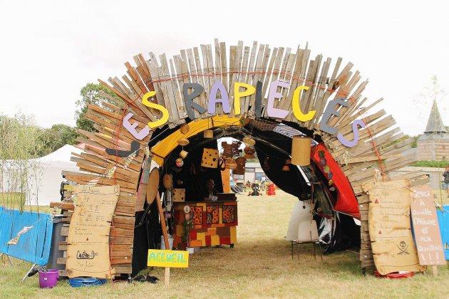 Les Rapiécés : un festival autogéré au cœur du Pays de Caux