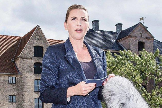"""Groenland: la Première ministre danoise """"contrariée"""" mais """"pas de crise"""" avec les Etats-Unis"""