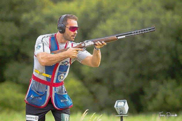 Eric Delaunay vers les Jeux olympiques de Tokyo 2020