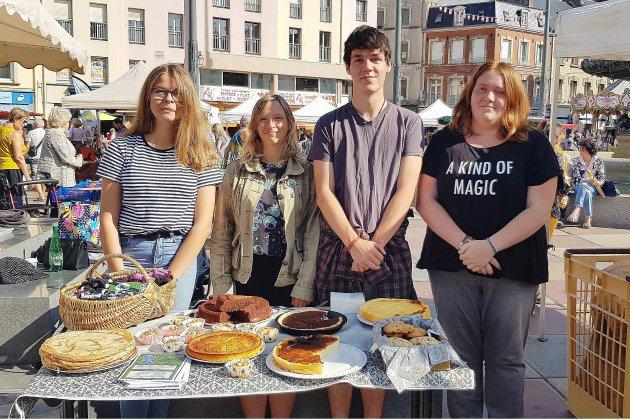 Cherbourg : des ados de 16 à 18 ans dans la peau de chefs d'entreprise