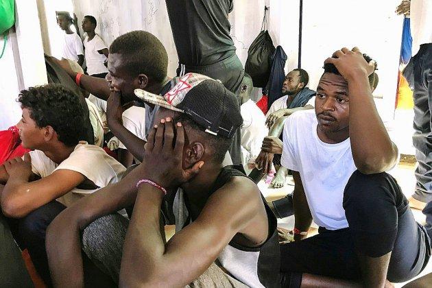 Accord européen pour répartir les 356 migrants de l'Ocean Viking