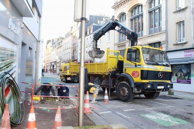 Manche : des travaux prévus sur le parking Gambetta-Fontaine à Cherbourg