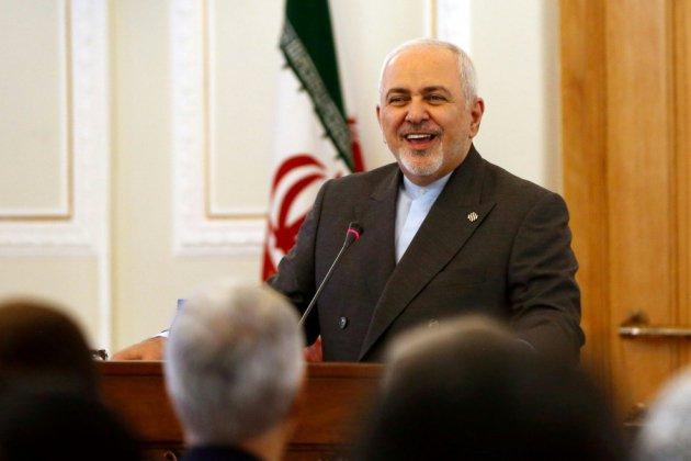 """Nucléaire iranien: les propositions de Macron vont dans la """"bonne direction""""déclare Zarif"""