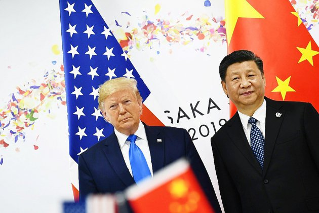 Guerre commerciale avec Pékin: Trump surenchérit avec une augmentation des tarifs