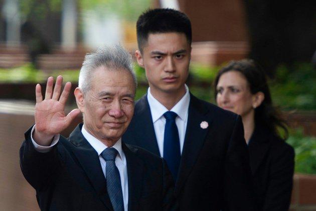 Guerre commerciale:: le négociateur chinois prêt à poursuivre les consultations avec Washington
