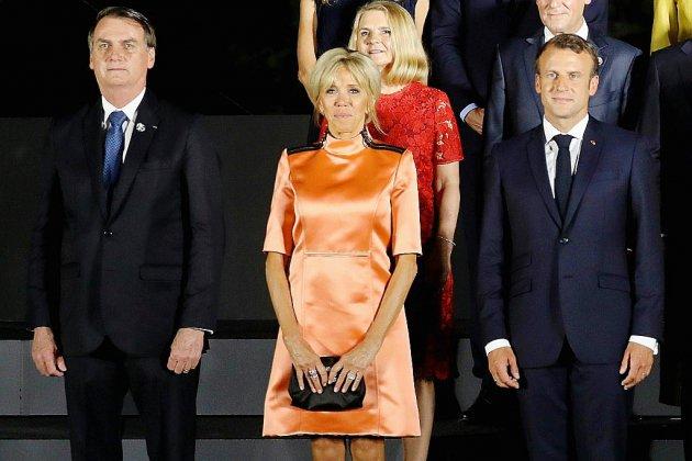 """Amazonie: Bolsonaro """"ne peut accepter"""" les attaques """"déplacées"""" de Macron"""