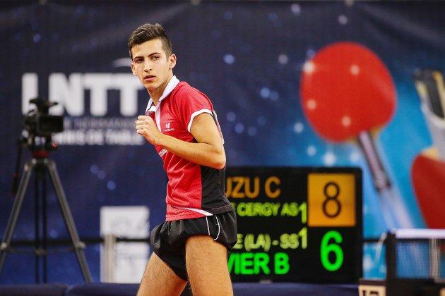 Tennis de table (Euro 2019) : deux Seinomarins pour défendre les chances de la France