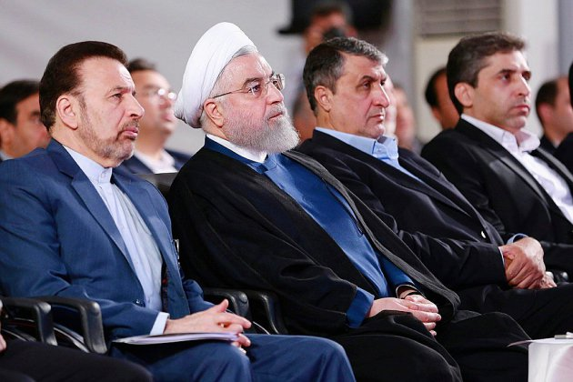 """Nucléaire: l'Iran appelle Trump à """"faire le premier pas"""" pour désamorcer la crise"""