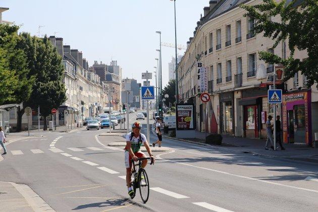 Caen : le réaménagement de la rue d'Auge, un projet nécessaire
