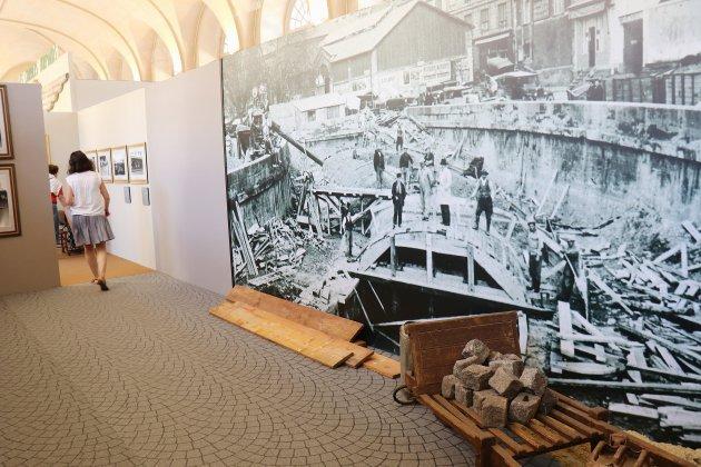 15 000 visiteurs pour l'expo sur la vie à Caen pendant la guerre
