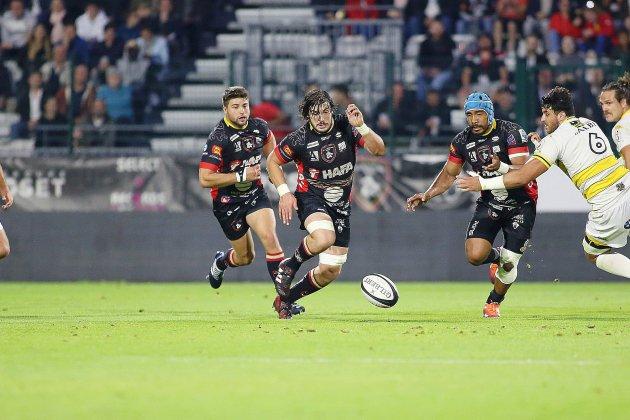 Jorick Dastugue, capitaine courage du Rouen Normandie Rugby