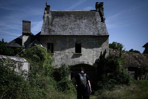 """L'Urbex ou """"exploration urbaine"""": l'Ile-de-France, terrain de jeux interdits"""