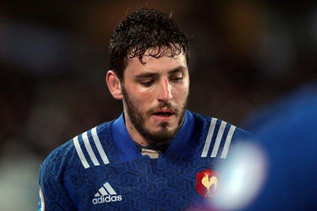 XV de France: la suspension de Gabrillagues ramenée de 6 à 3 semaines selon World Rugby