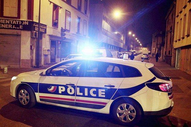 Caen : deux mineurs placés en garde à vue pour feu de voiture