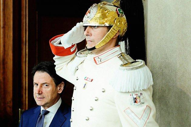 """Un exécutif Conte 2 pour une Italie """"plus juste"""" et """"au premier plan"""" européen"""