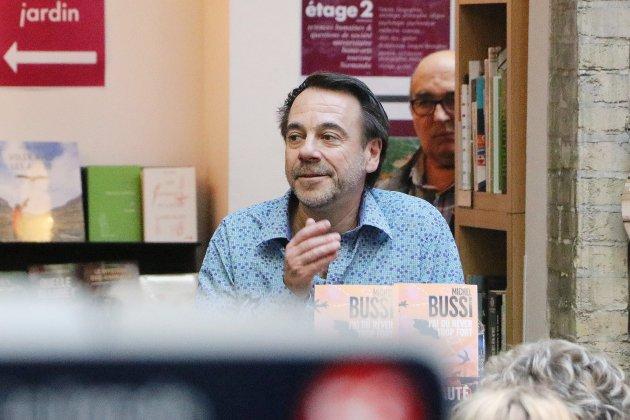 Un nouveau roman de l'auteur normand Michel Bussi adapté à la télé