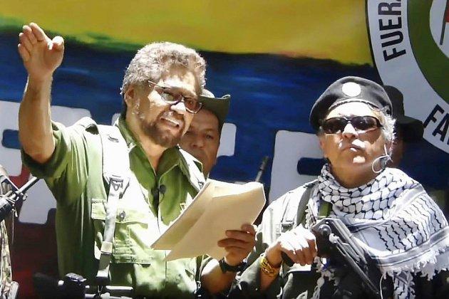 Colombie: d'ex-chefs Farc annoncent le retour des armes, le gouvernement pas surpris