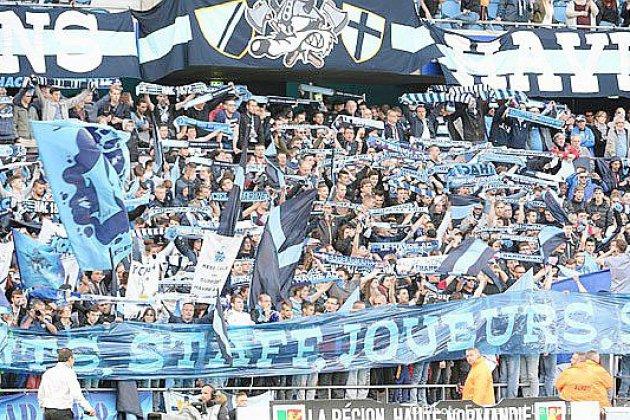 Football (Ligue 2):suivez en direct le derby SM Caen - HAC