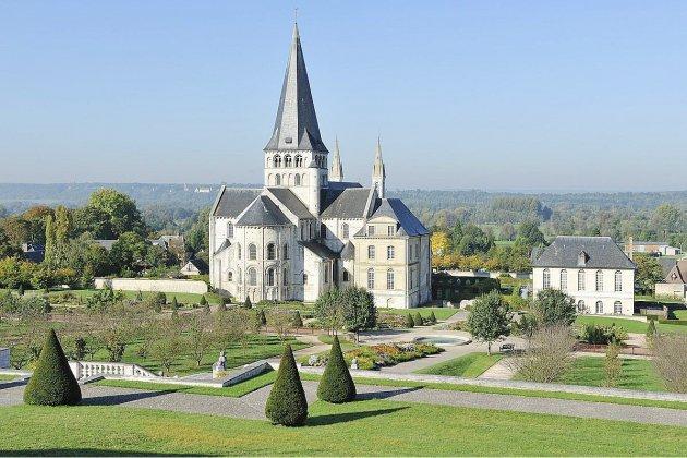 Un financement participatif pour l'abbaye Saint-Georges de Boscherville
