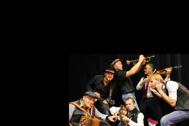 Tendance Live Cherbourg : À Fond d'cale, comme à la maison !