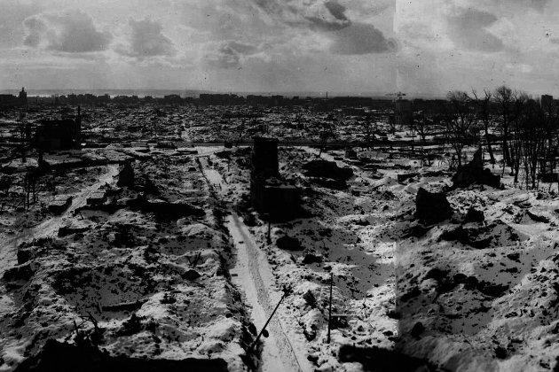 Un docufiction sur les bombardements du Havre