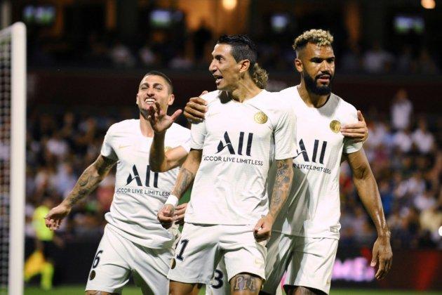 Ligue 1: pour le PSG, service minimum, efficacité maximale