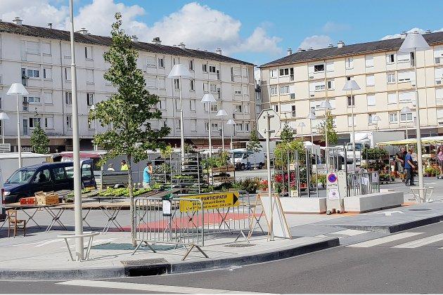Alençon: polémiques électoralistes sur la Place du Point du Jour