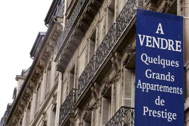 Logement: Paris avance vers les 10.000 euros le mètre carré