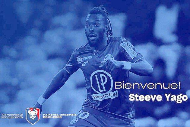 SM Caen : Steeve Yago, dernière recrue du mercato estival