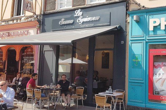 Bonne table à Rouen : un déjeuner chez les Sœurs syriennes