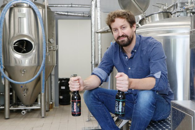 Brasseurs normands : la première bière brassée à Rouen commercialisée