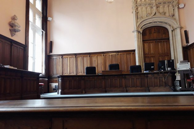 Seine-Maritime : menaçant envers sa femme, un prévenu condamné