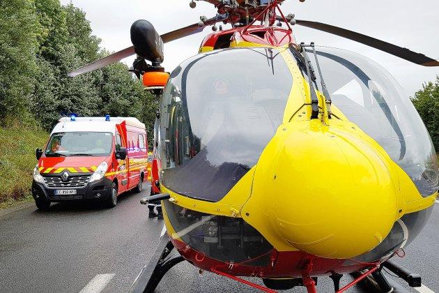 Calvados : un homme trouvé coincé sous son tracteur