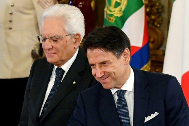 Italie: investiture d'un gouvernement pro-européen et penchant à gauche