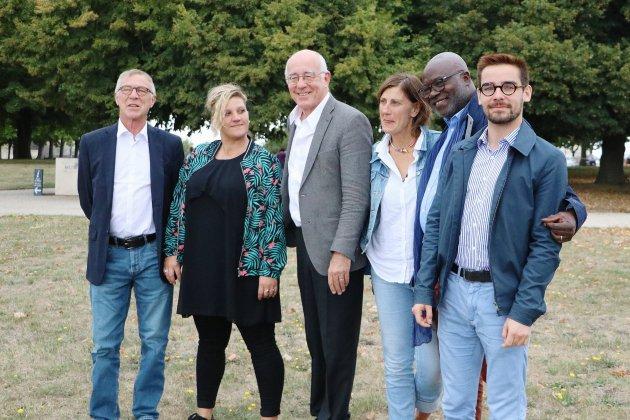 Municipales : Xavier Le Coutour appelle au rassemblement avec Citoyens à Caen